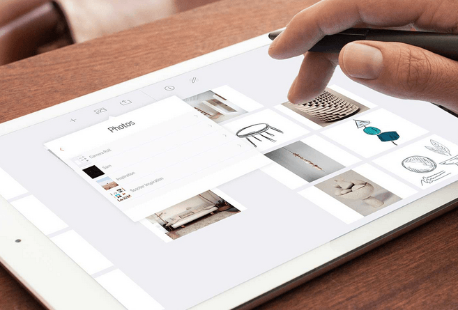 Draw to your heart's content with Adonit's first iPad app, Forge