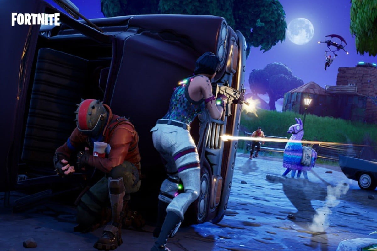 Fortnite Streamer Allegedly Arrested After Slapping Wife While On