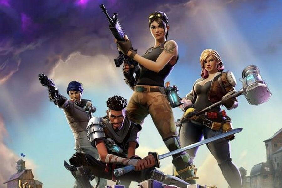 fortnite save the world standard edition xbox