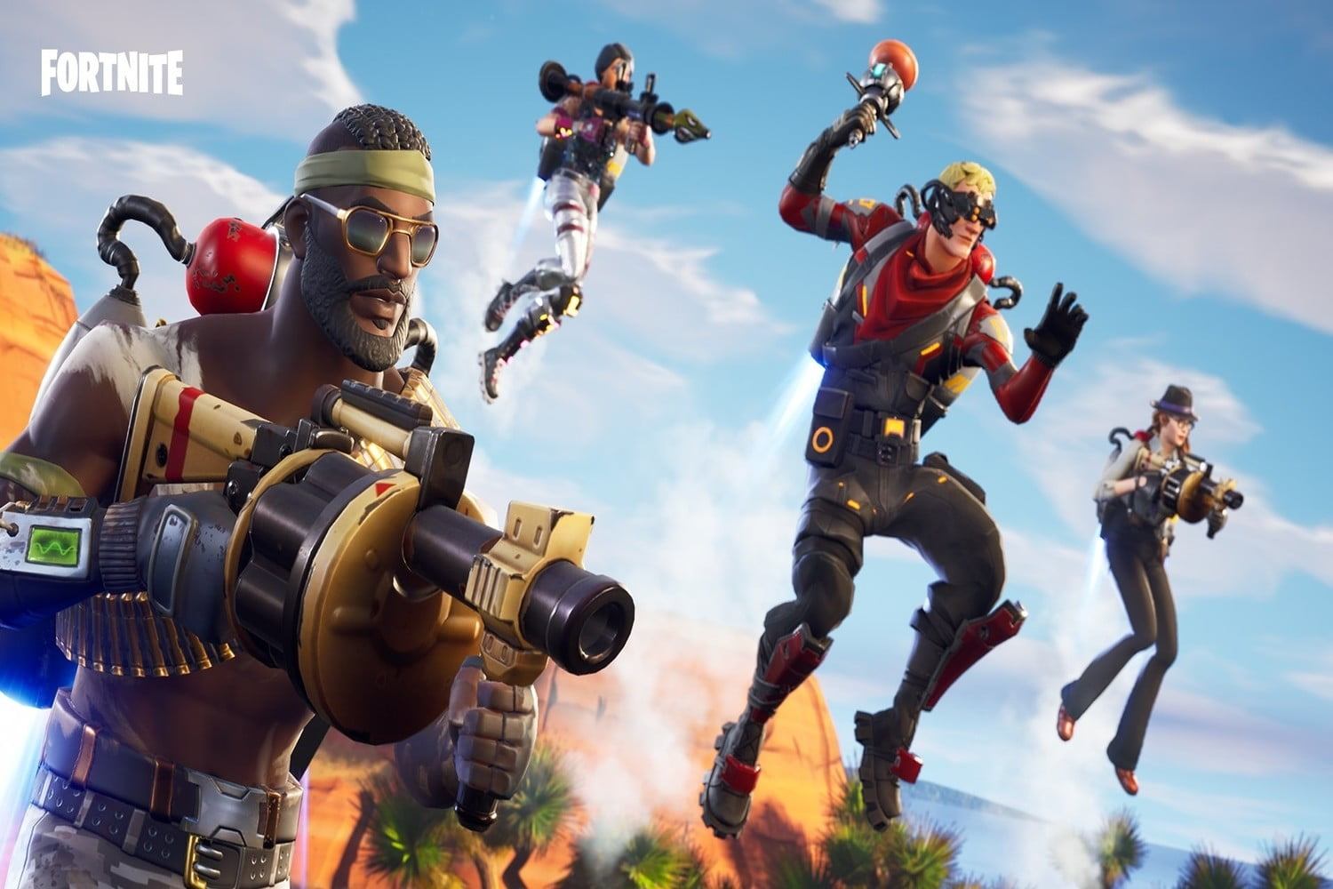 Fortnite Battle Royale Will Bypass Google Play Store On Android