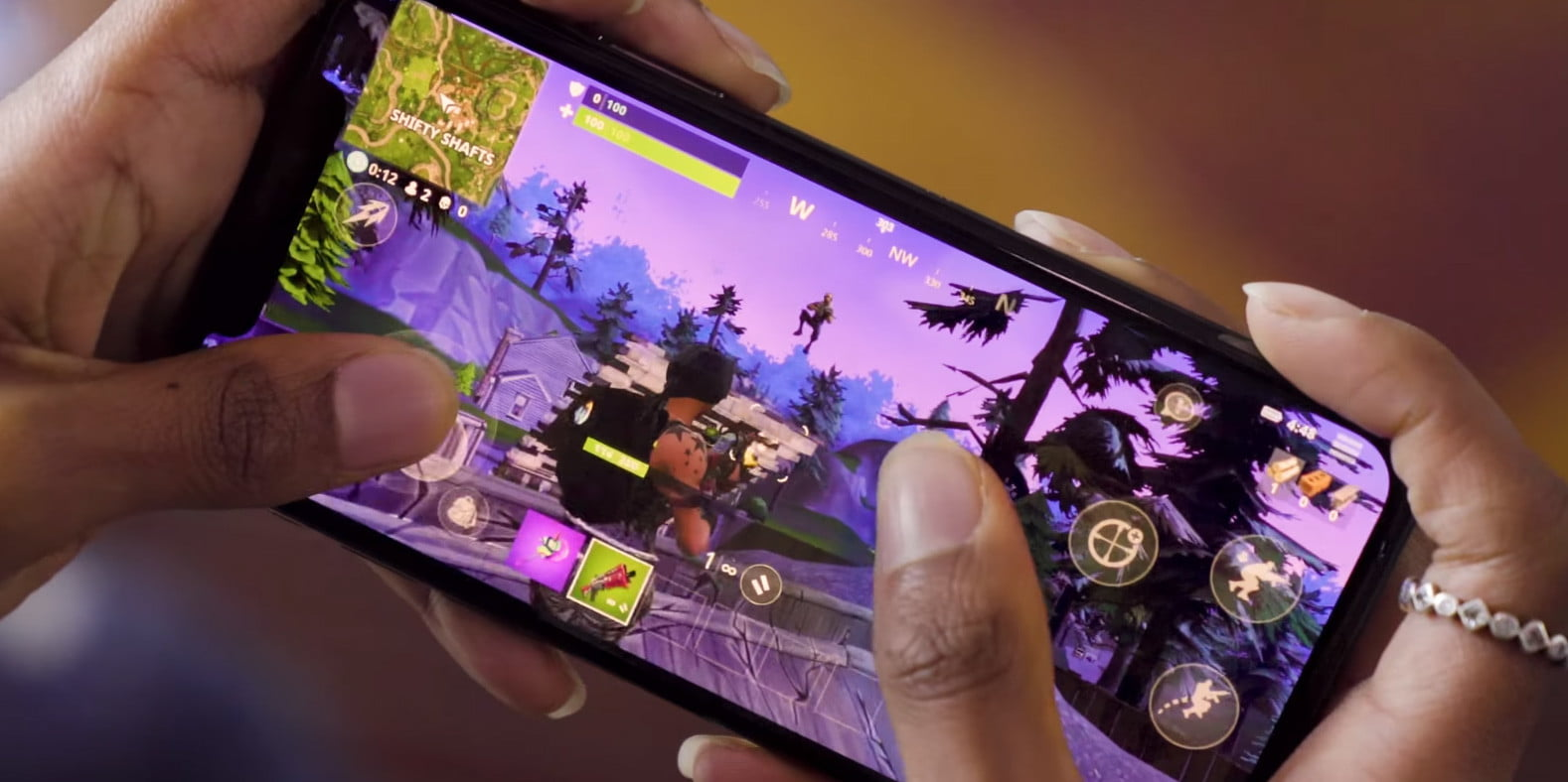 new fortnite mobile features coming soon 60 fps controller support and more digital trends - fortnite android mit controller