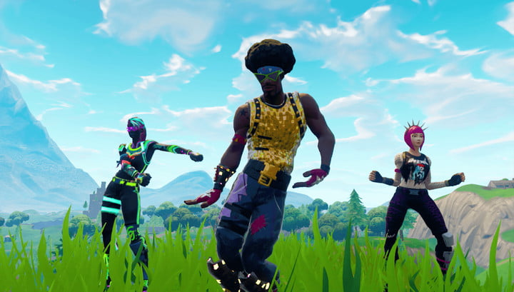 fortnite available now free nintendo switch  1