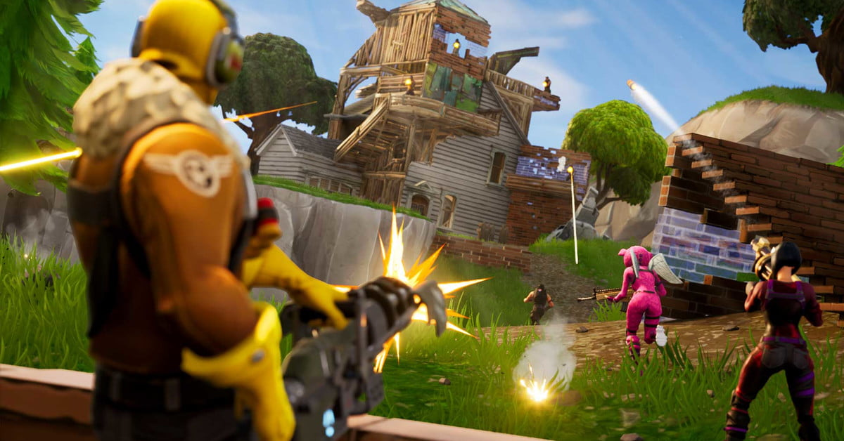Epic Games Fortnite Offers Cross Play Support On All Platforms Allowing Console Mobile And Pc Players To Compete Against Each Other Instead Of Keeping