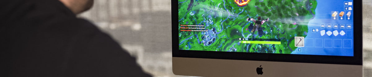 Yes, you can play Fortnite on a Mac. Here's how to make it look awesome
