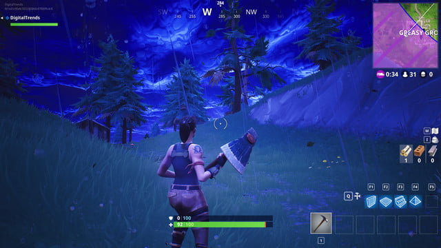 fortnite pc performance post processing epic
