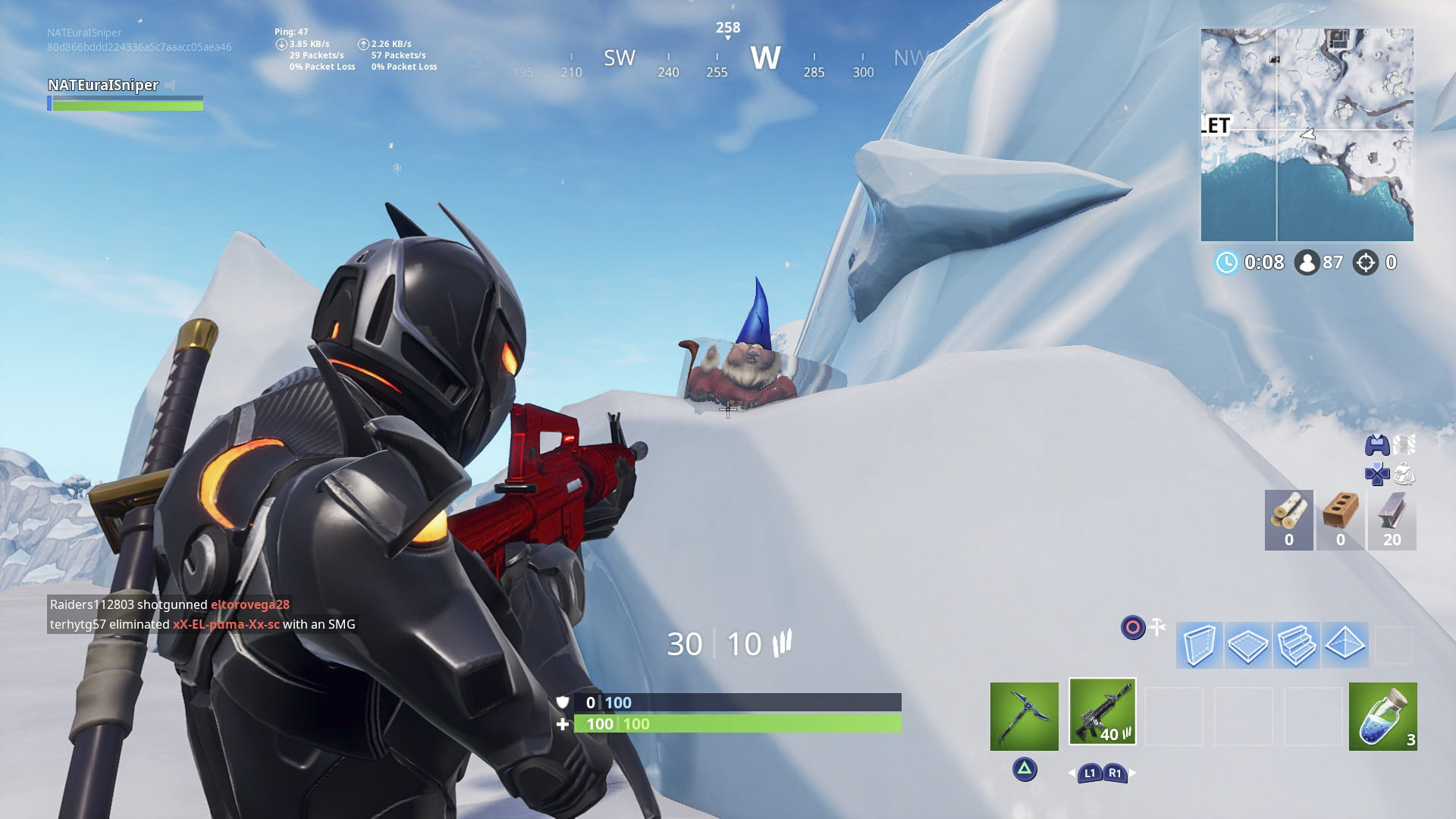 Fortnite Week 6 Challenges Search Chilly Gnomes Guide Season 7