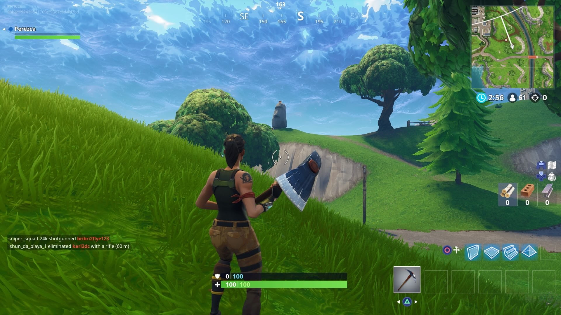 Fortnite Where Stone Heads Are Looking Guide Method Solution