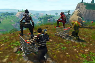 Rare Physical Copies Of The Original Fortnite Are Selling For Up