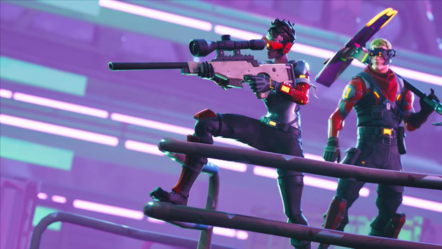 Tweaking these 'Fortnite' game settings can give you a split-second edge