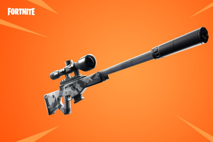 Fortnite Update 7 10 Adds Suppressed Sniper Rifle Digital Trends