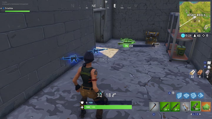 Fortnite Available Weapons
