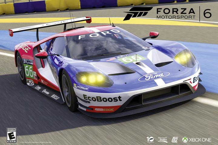 Ford Gt Forza Motorsport