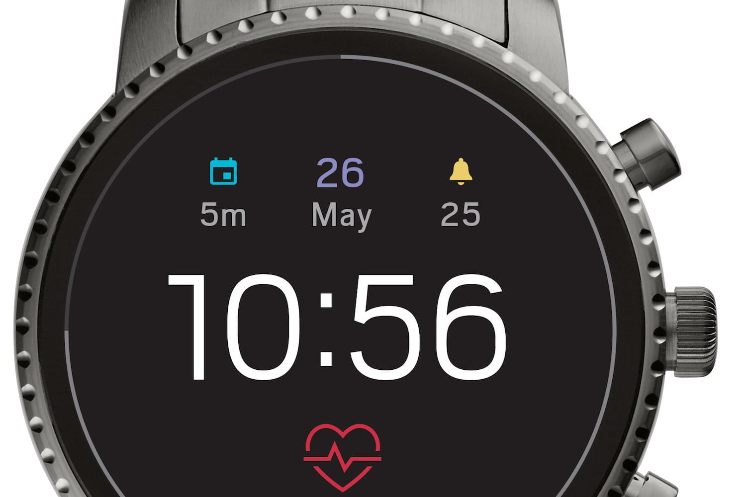 Fossil S New Smartwatches Make Your Heart Beat Faster And Show You