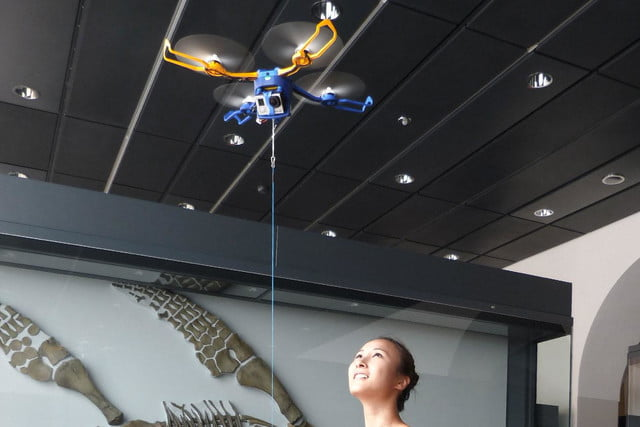 like a pet dog fotokite phi is the flying camera you lead around by leash 8