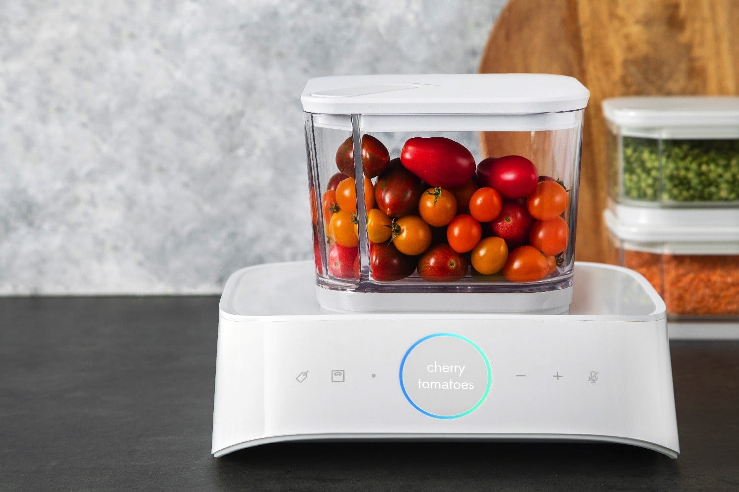 A.I. Vacuum Storage System Tells You When Leftovers Are Going Bad | Digital  Trends