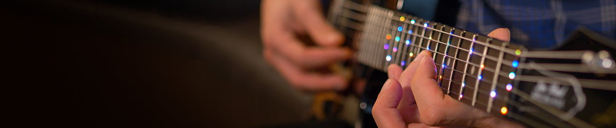 Let LEDs show you how to shred with the Fret Zealot we're giving away