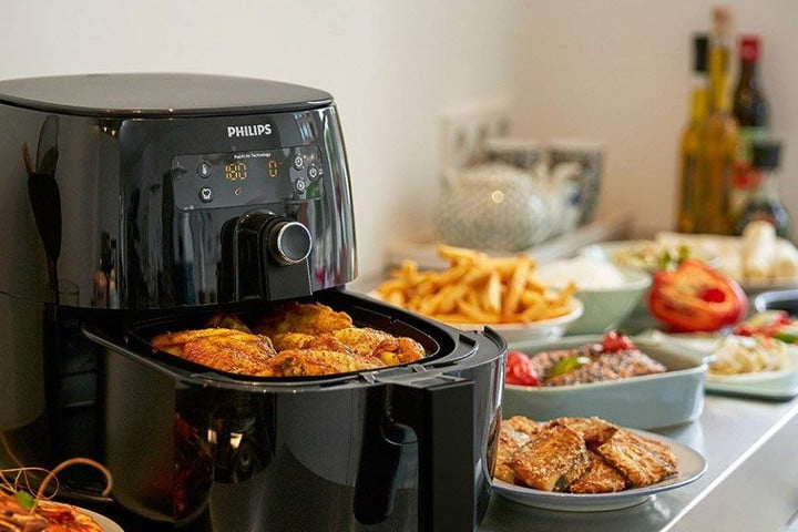 best air fryer deals from walmart and amazon fried foods
