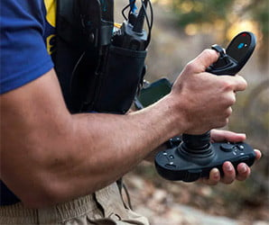 Awesome Tech You Can't Buy Yet: 1-handed drone control, a pot that stirs itself