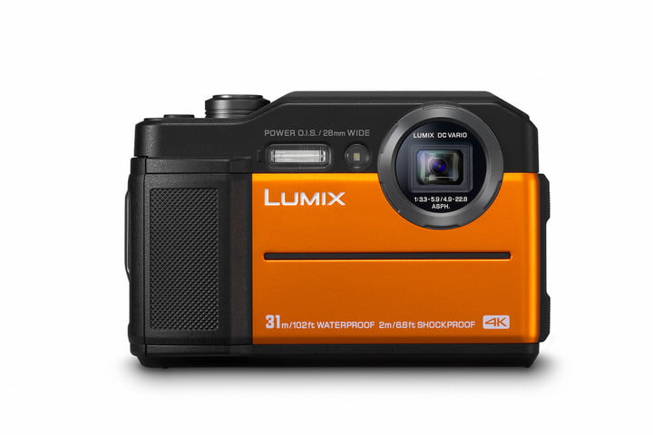 panasonic lumix ts7 announced ft7 d front