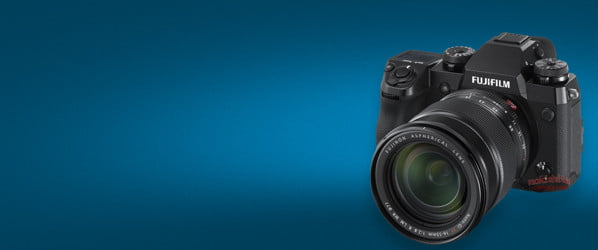 Fujifilm X-H1 reuses old tech, but is an entirely new camera