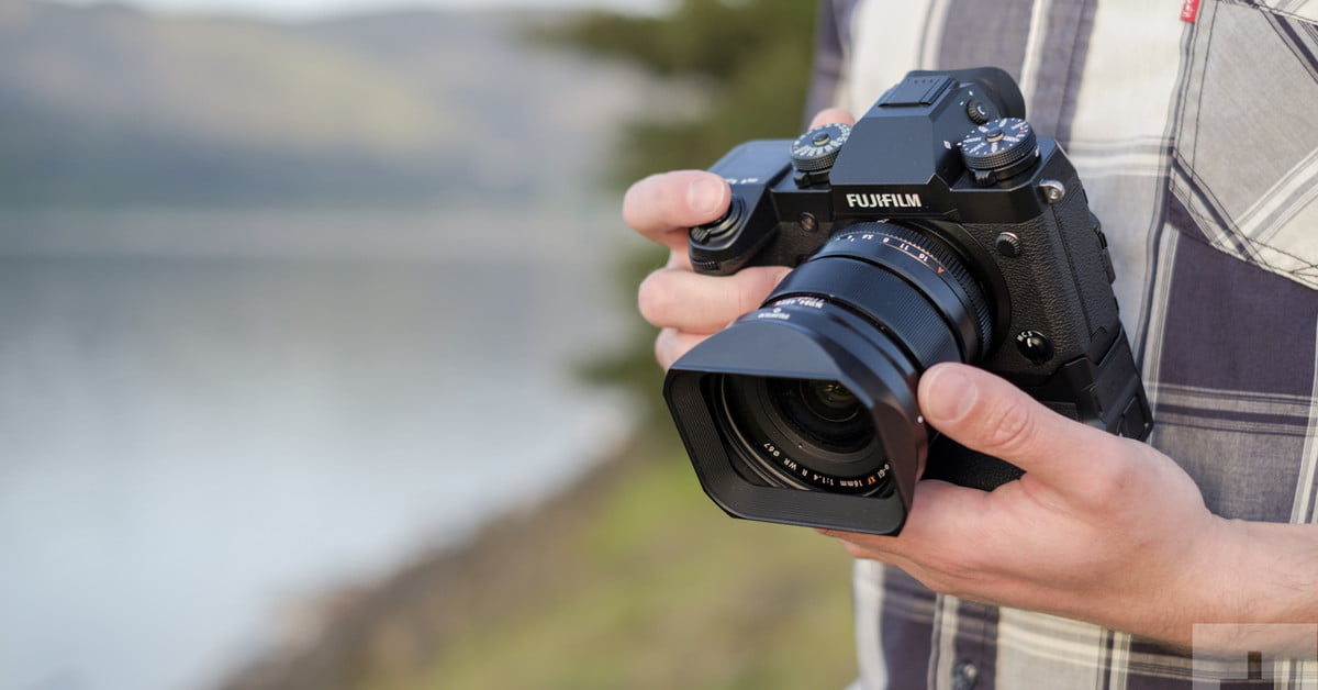 Review: Fujifilm X-H1 uses 5-axis in-body image stabilization