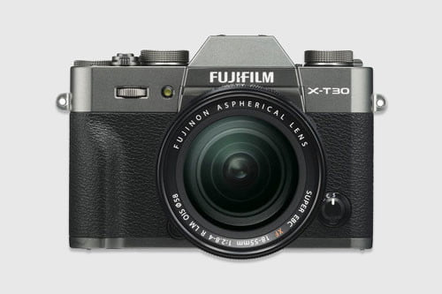 fujifilm x t30 vs sony a6400 product comparison