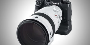 Fujifilm's XF200mm F2 is its Most Expensive Mirrorless Lens