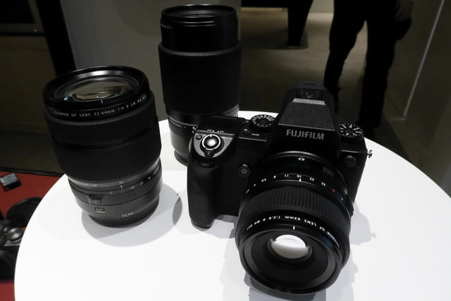 fujifilm reveals pricing availability game changing medium format gfx 50s 1