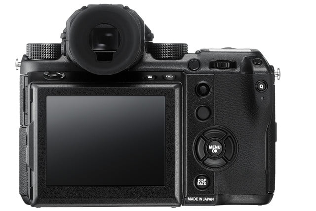fujifilm reveals pricing availability game changing medium format gfx 50s back evf