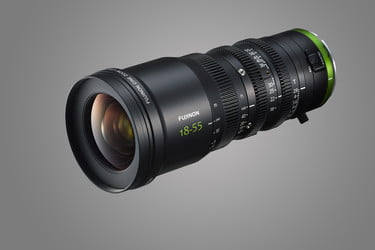 Fujifilm Launches a New Cinema Lens Series For Performance and