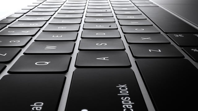 apple announces macbook 12 inch full size keyboard