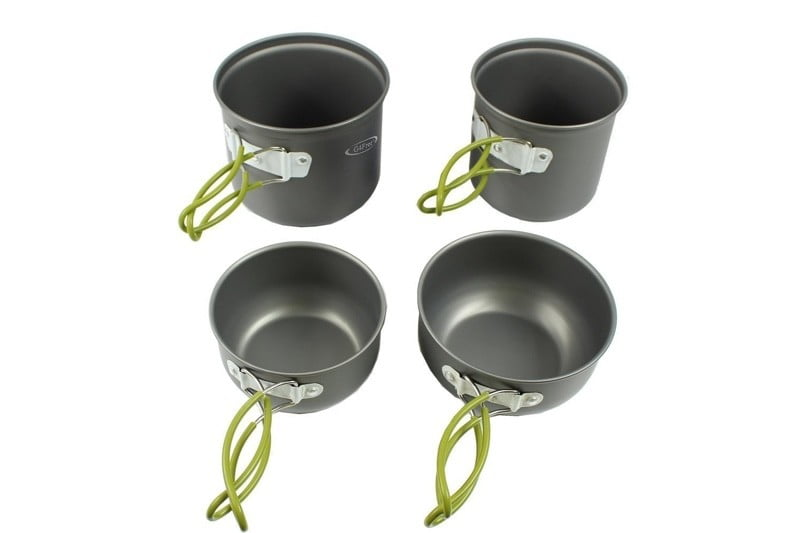 dirt cheap camping gear g4free cookware