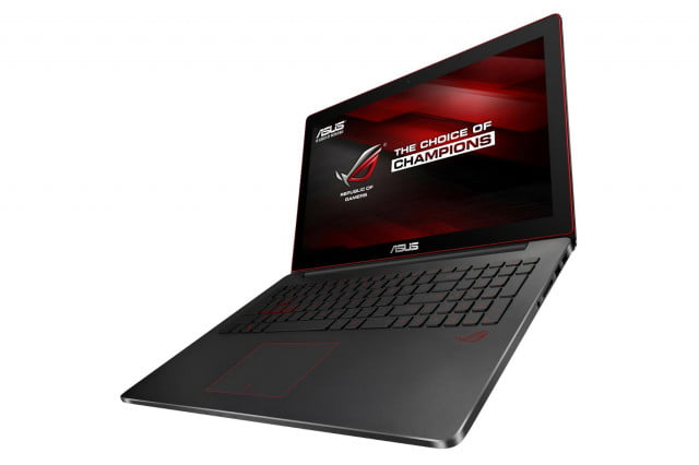 asus announces new lightweight g501 gaming laptop right open150
