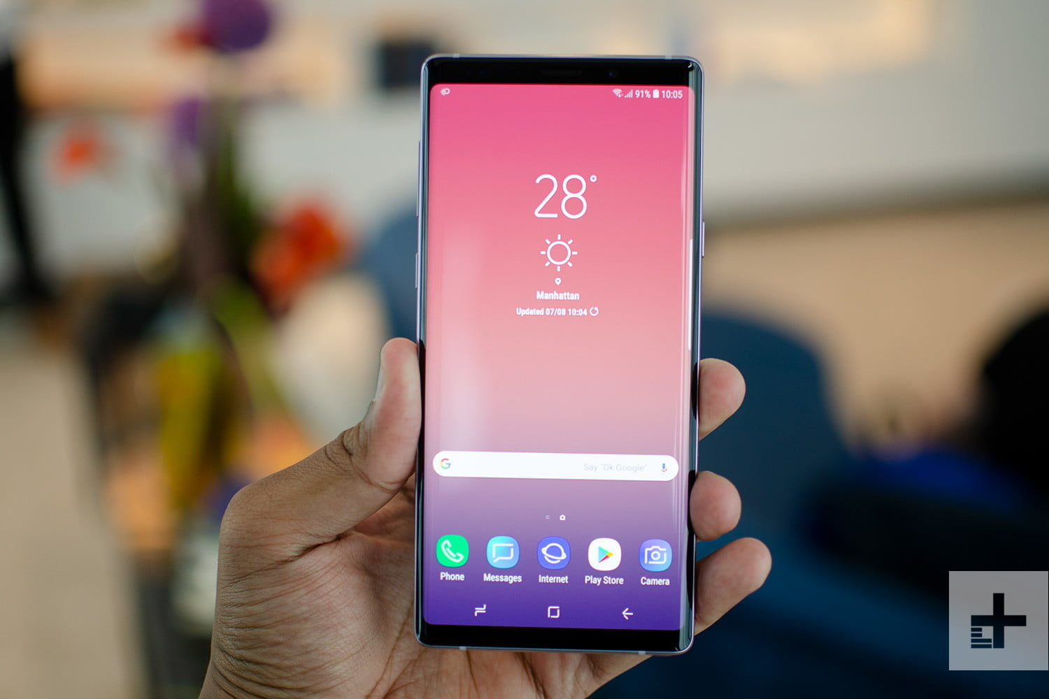 Samsung Galaxy Note 9 Vs S9 Plus Digital Trends 3 White Gold