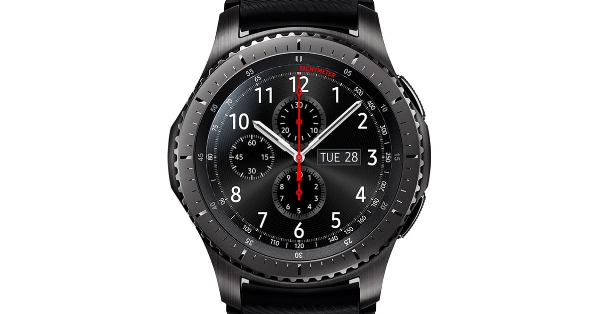 promo code c09c0 4aef1 Samsung Gear S3 Review: A Great Watch for Android Owners | Digital ...