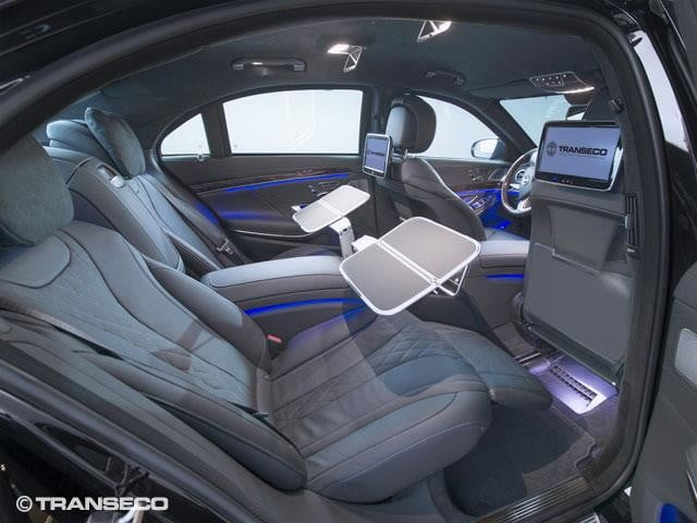 bullet proof style new armored mercedes s class galerie 09 gross