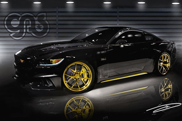Galpin Auto Sports modified Ford Mustang