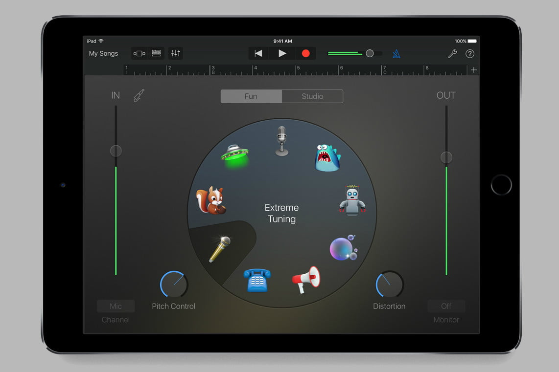 Apple Updates Garageband For Ios Adds Touch Bar To Logic Pro X