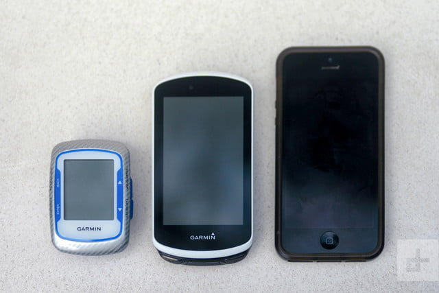 garmin edge 1030 review size reference