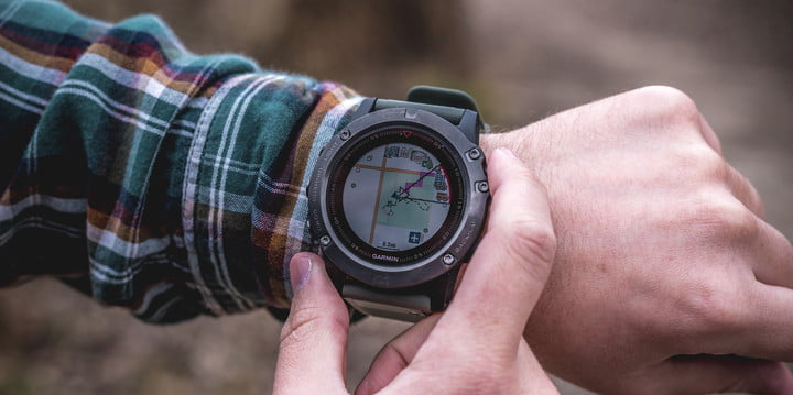 garmin fenix 5x review feature