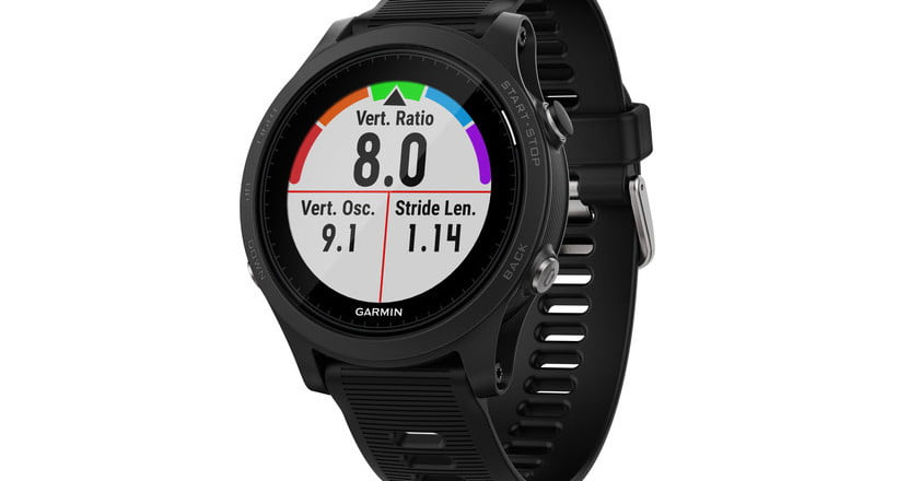 Garmin Forerunner 935 Review: Big on Fitness Features, Not ...