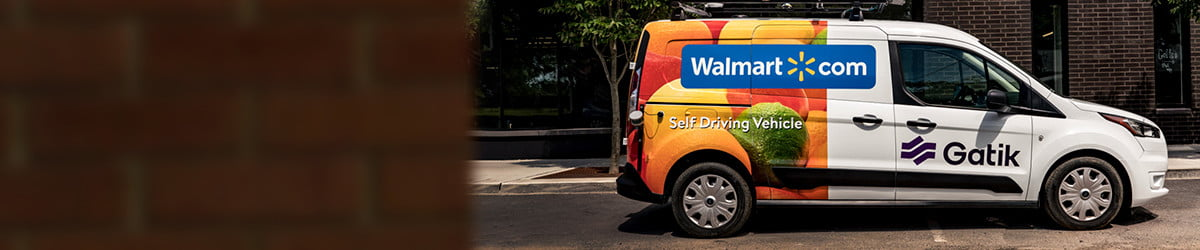 Walmart could use driverless vehicles to save you money