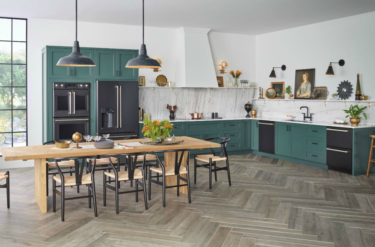 Ge Liances Launches Café Brand With The Matte Collection Digital Trends