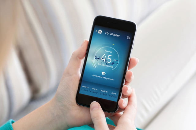 ge unveils a full suite of smarthome appliances at ces 2015 profile connected kitchen mywasher app