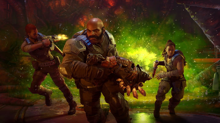 e3 2019 gears 5 escape mode modernizes the microsoft franchise screenshot