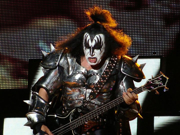 """Music piracy has """"murdered"""" rock and roll, says Gene Simmons"""