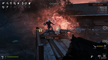 Call of Duty: Ghosts Extinction Adds Chaos Mode   Digital Trends Call Of Duty Ghosts Extinction Map Pack on