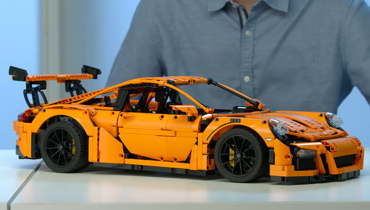 gift guide for car enthusiasts gifts lovers lego porsche 911 gt3 rs & Best Gifts for Car Lovers: Impress the Gearheads in Your Life ...