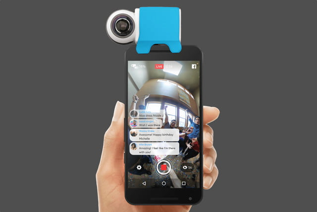 giroptic io 360 now available for android f8 2017 dressed on iphone5x stand by hand adult2 front live 2