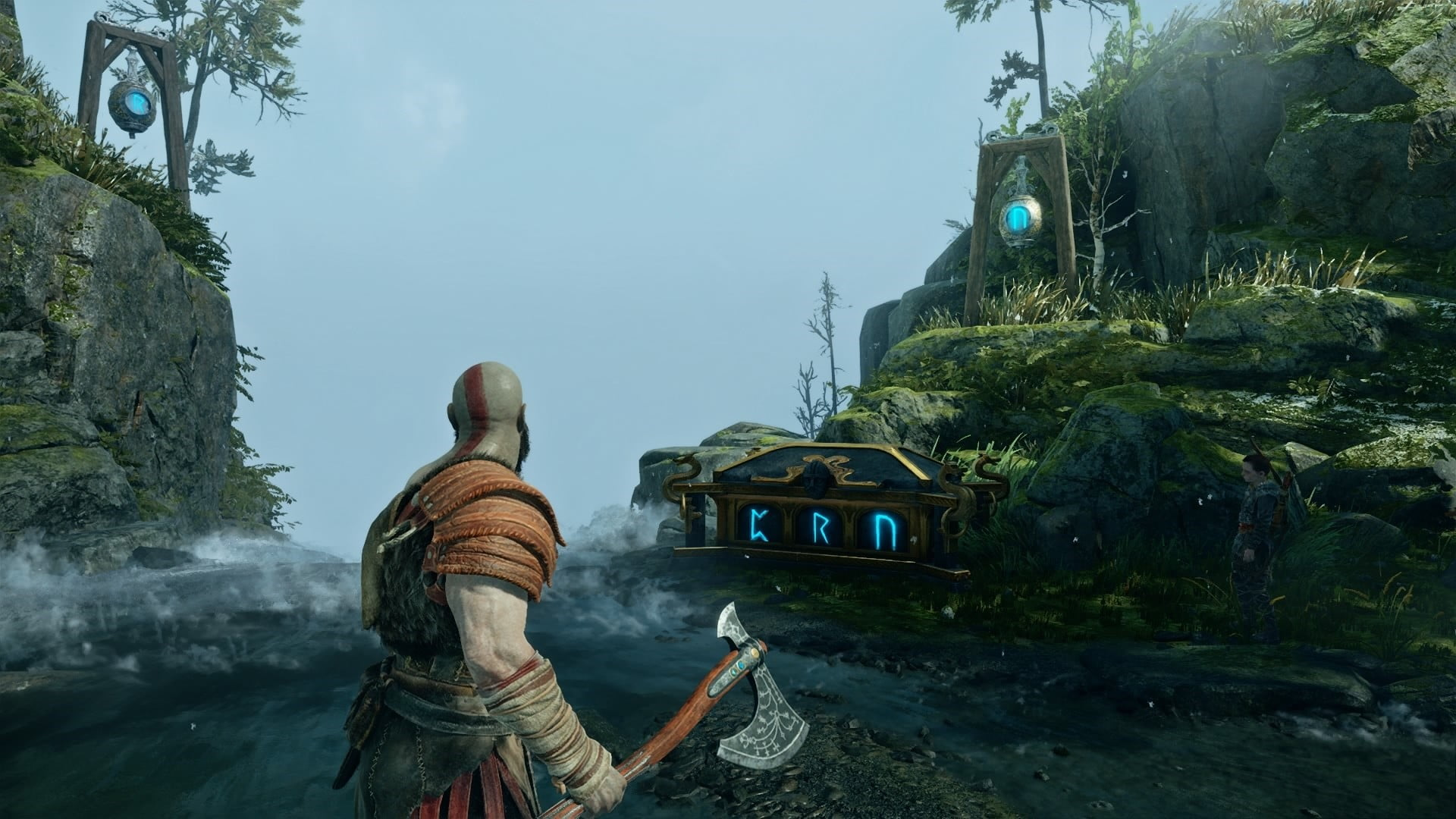 God Of War Nornir Treasure Chests Collectibles Guide Digital Trends